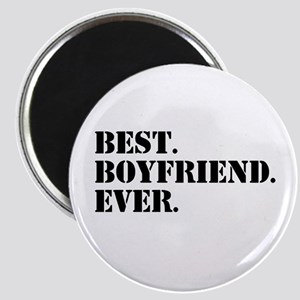 Best Boyfriend Ever Magnets