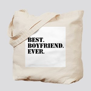 Best Boyfriend Ever Tote Bag
