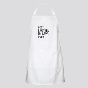 Best Brother in Law Ever Apron