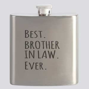 Best Brother in Law Ever Flask
