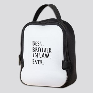 Best Brother in Law Ever Neoprene Lunch Bag