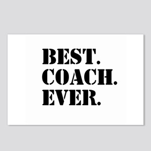 Best Coach Ever Postcards (Package of 8)