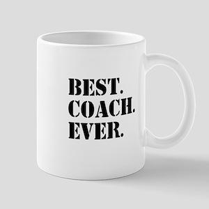 Best Coach Ever Mugs