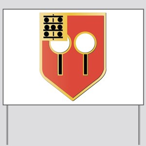 DUI - 1st Battalion - 9th Field Artillery Regt Yar