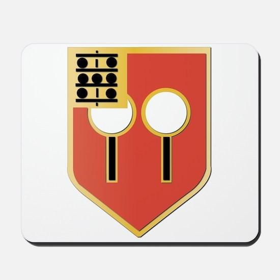 DUI - 1st Battalion - 9th Field Artillery Regt Mou