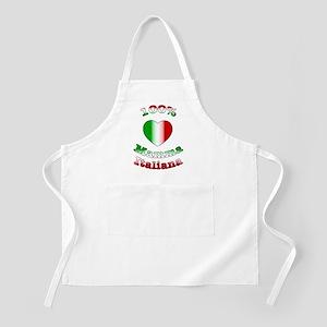 100% Mamma Italiana BBQ Apron
