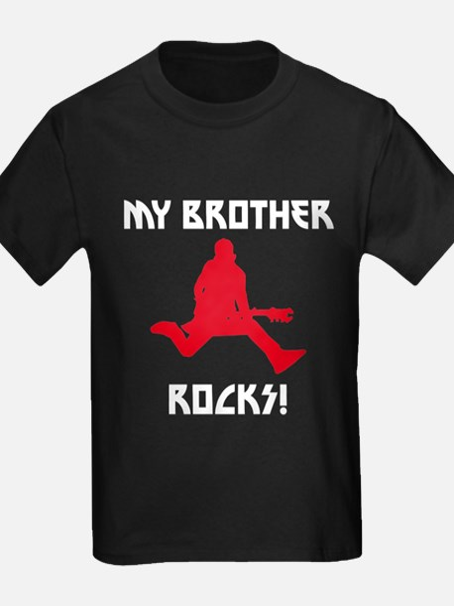 My Brother Rocks! T-Shirt