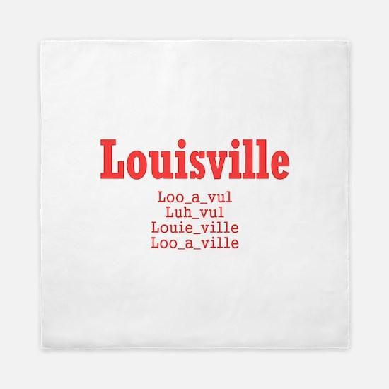 Louisville Queen Duvet