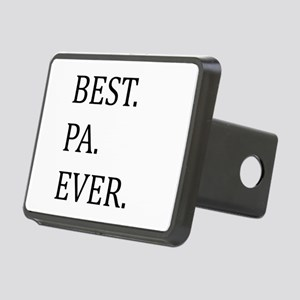 Best Pa Ever Rectangular Hitch Cover