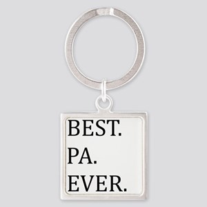 Best Pa Ever Keychains