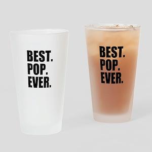 Best Pop Ever Drinking Glass