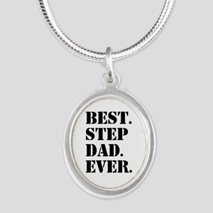 Best Step Dad Ever Necklaces