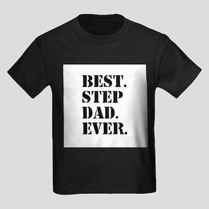 Best Step Dad Ever T-Shirt