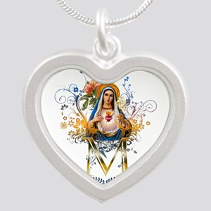 Immaculate Heart of Mary Necklaces