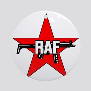 RAF-L Round Ornament