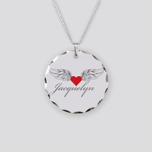 Angel Wings Jacquelyn Necklace