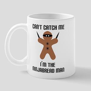 Ninjabread Man Mug