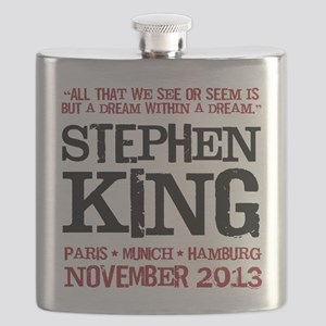 European Book Tour Flask