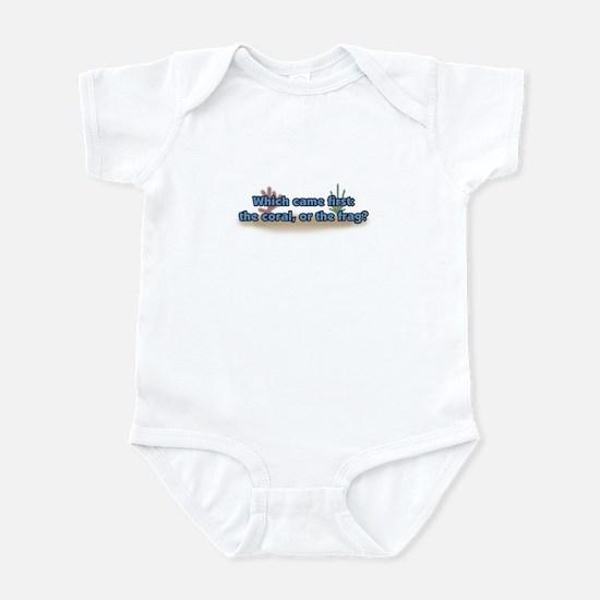 Coral or Frag Infant Bodysuit