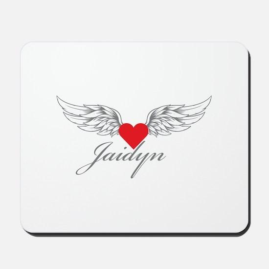 Angel Wings Jaidyn Mousepad