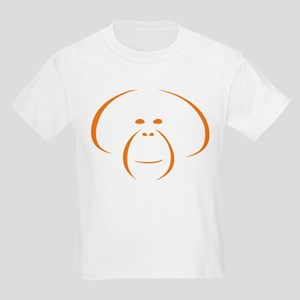 Orangutan Ssp Logo T-Shirt (orange Logo) T-Shirt