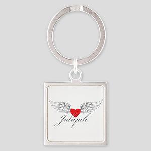 Angel Wings Jaliyah Keychains
