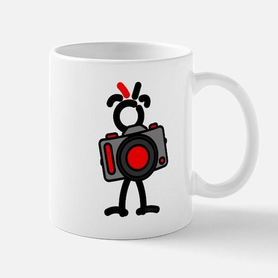 Red Photo1 Mug