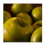 Crisp Apples Tile Coaster / Spoon Rest