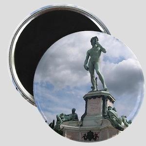Michelangelo's David Magnet