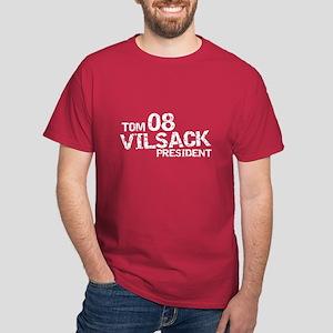 VILSACK 08 Dark T-Shirt