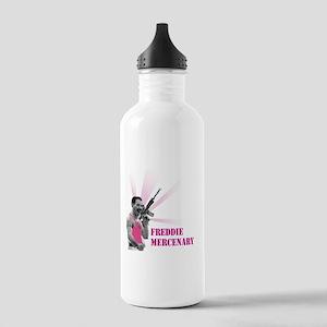Freddie Mercenary Sports Water Bottle