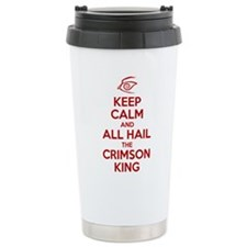 Keep Calm #1 Travel Mug