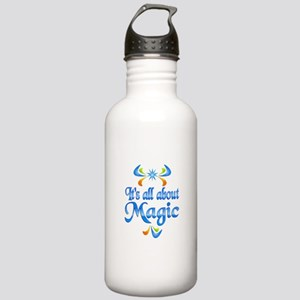 About Magic Stainless Water Bottle 1.0L