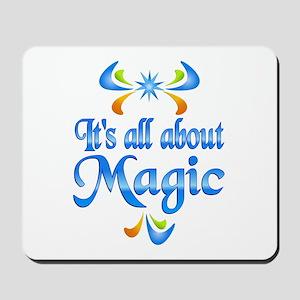About Magic Mousepad