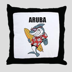 Aruba Throw Pillow