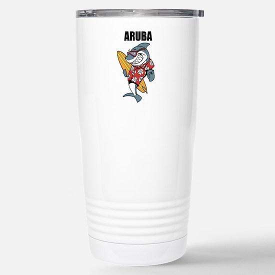 Aruba Travel Mug