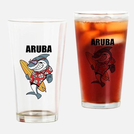 Aruba Drinking Glass