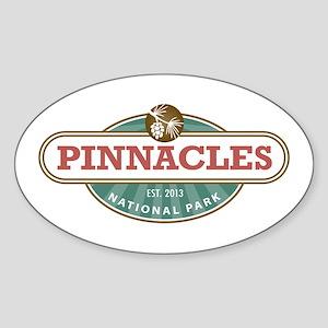 Pinnacles National Park Sticker