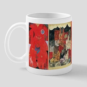 Paul Klee Montage Mug