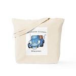 Southside cruisers logo Tote Bag