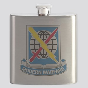 DUI - 549th Military Intelligence Battalion Flask