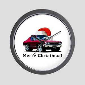 BabyAmericanMuscleCar_F02_68_Chevelle_Xmas_Red Wal