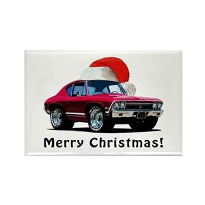 American Muscle Car Magnets Cafepress