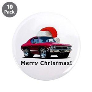 American Muscle Car Buttons Cafepress