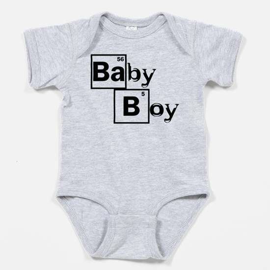 Breaking Bad Baby Boy Baby Bodysuit