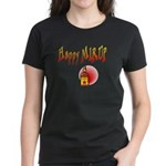HAPPY PURIM Women's Dark T-Shirt