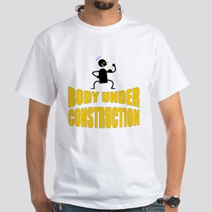 Body Under Construction T-Shirt