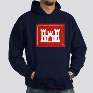 Corps of Engineers Hoodie (dark)