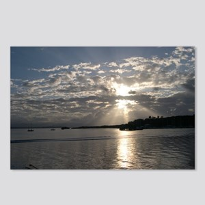 Bocas del Toro Sunset Postcards (Package of 8)