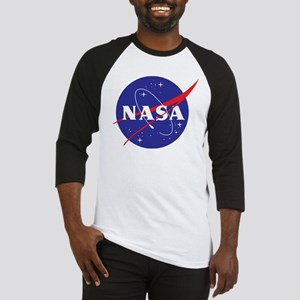 NASA Logo Baseball Jersey